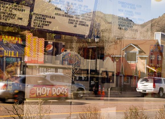 Historic Mantiou Springs Colorado